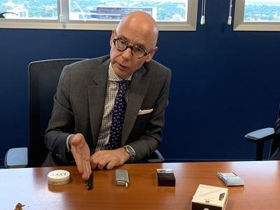 Vapeadores requieren regulación diferente a la de cigarrillos, dice tabacalera