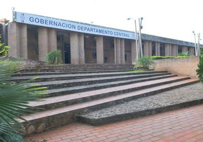 Deuda en Gobernación de Central: detectaron déficit de Gs 54 mil millones