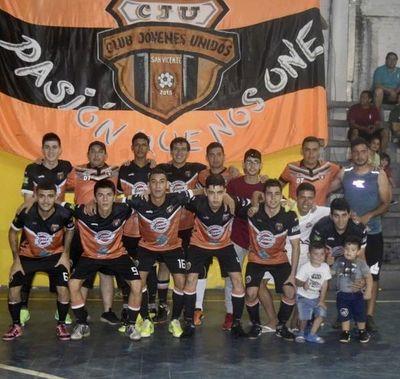 Se jugaron las semifinales de ida en Intermedia