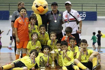 Futsal FIFA: Estos son los campeones de la Formativas