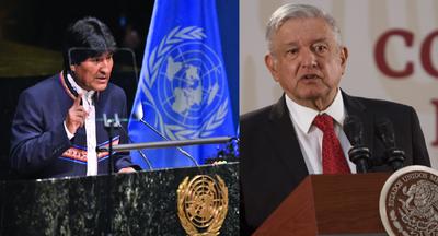 Evo Morales acepta asilo ofrecido por México por razones humanitarias » Ñanduti