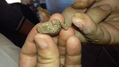Encuentran pedazos de vidrios en chocolate en escuela de San Pedro
