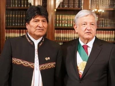 México concede asilo político a Evo Morales por 'razones humanitarias'