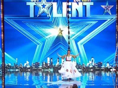 Got Talent de España: Paraguaya pasa de fase con danza de la botella