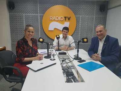 """Mario Ferreiro: """"Nos falta una buena arena, algo más grande para mas eventos"""""""
