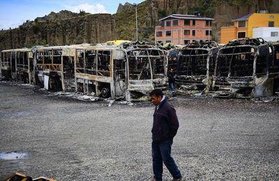 En medio de una Bolivia en caos, México otorga asilo a Evo Morales