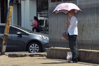 Prevén un día con lluvias, calor y mucha humedad
