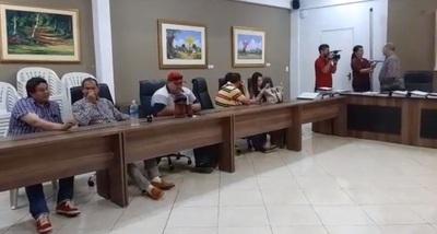 Empresas ligadas al clan ZI copan licitación  donde la Gobernación invertirá con el Fonacide