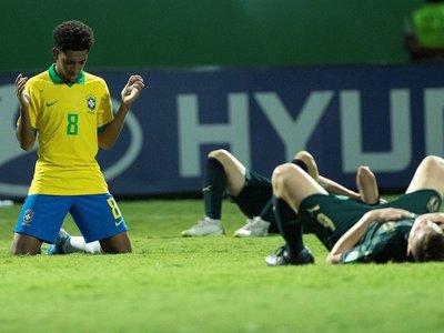 Brasil y Francia se encuentran en semifinal del Mundial Sub 17
