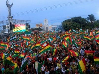 Renuncia el ministro de Defensa de Bolivia