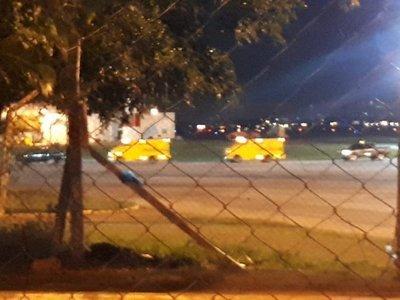 """Supuestos caudales en avión que llevaba a Evo: Titular de Dinac calificó de """"disparatada"""" al tuit del periodista Benjamín Fernández"""