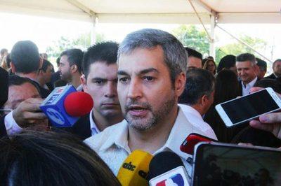 """Mario Abdo sobre Evo Morales: """"Si él renunció, no es un golpe de Estado"""""""