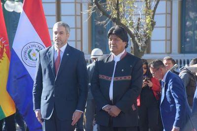 Marito: si Evo hubiese pedido asilo político, Paraguay se lo habría concedido