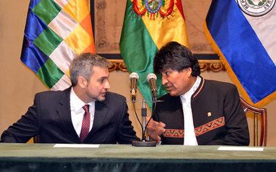 Abdo considera que no hubo golpe de Estado en Bolivia