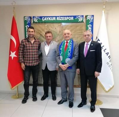 Turquía interesado en futbolistas paraguayos para el Rizesport