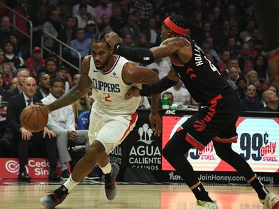 Leonard gana a Raptors, Celtics siguen imparables y los Rockets se consolidan