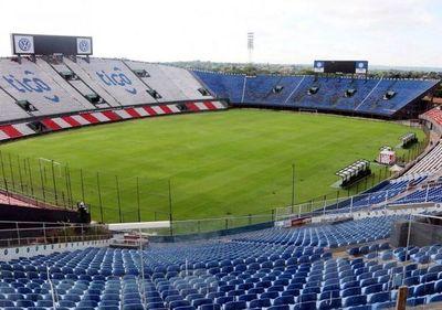 La final de la Copa Paraguay, en Sajonia
