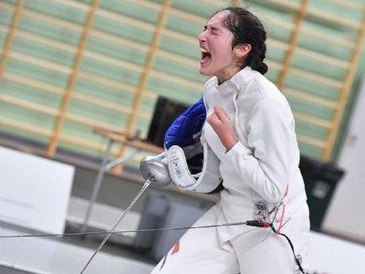 """Montserrat Viveros: """"Espero ser quien lleve a Paraguay el primer oro olímpico"""""""