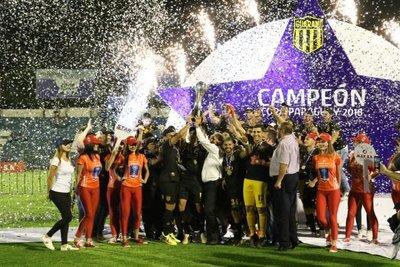 La Copa Paraguay se define en el Defensores del Chaco