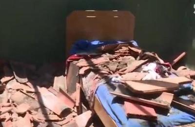 Explosión en una vivienda en Capiatá