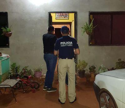 Allanamientos en Caacupé: fiscala explica modus operandi sobre presunto esquema de estafa