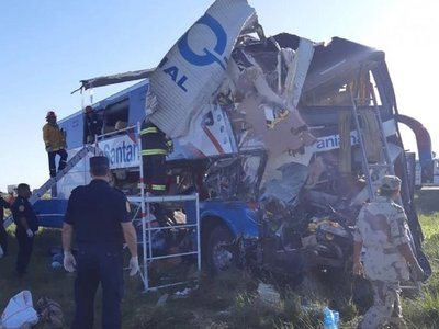 Restos de paraguayos fallecidos en Argentina ya están en el país