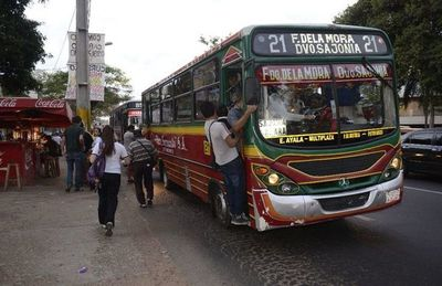 Paro del transporte revive por incumplimiento de acuerdo con Cetrapam