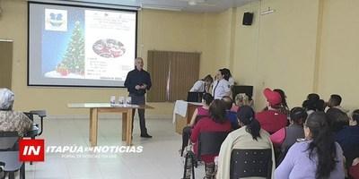 INVITAN AL TALLER SOBRE EL PIE DIABÉTICO A DESARROLLARSE EN ENCARNACIÓN