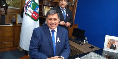 Intendente de Lambaré no renunciará y argumenta crisis en la comuna