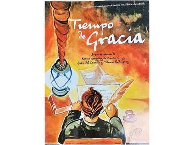 Lanzan libro Tiempo de Gracia