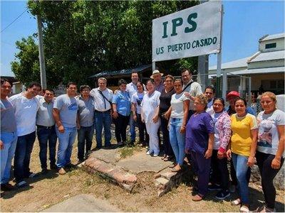 IPS proyecta  millonarias inversiones en hospitales del Alto Paraguay