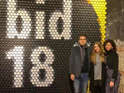 Habilitan exposición itinerante de la Bienal Iberoamericana de Diseño en el Salazar