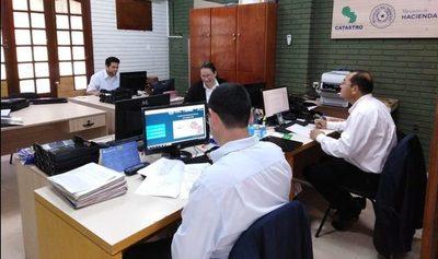 Catastro prosigue asistencia a municipios de Itanará y Mbaracayú