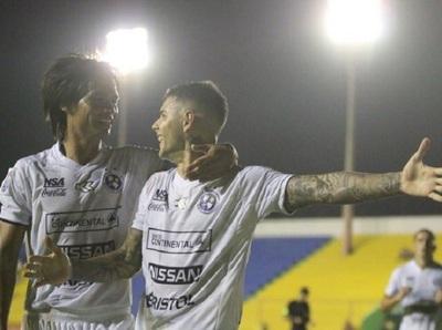 Sol golea a Deportivo Capiatá en el cierre de Fecha 18