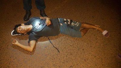 Hombre fallece tras sufrir una herida de arma blanca en CDE