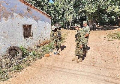 Instalan explosivo casero en comercio de familia loreteña que cultiva soja