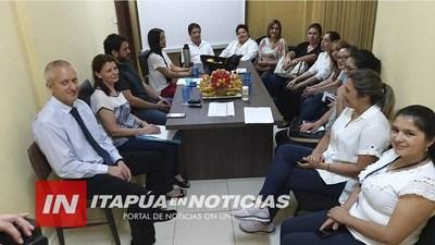 SALUD IMPLEMENTA MODELOS DE CUIDADOS CRÓNICOS EN ITAPÚA