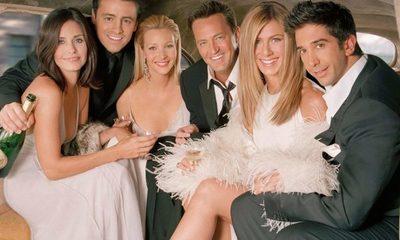 """El elenco de """"Friends"""" está negociando su regreso"""
