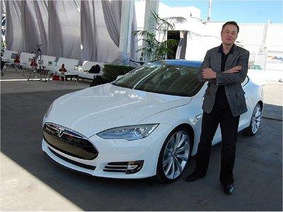Elon Musk anuncia construcción de Gigafactoría para producir baterías