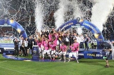 Lo que dejó la final única de la Sudamericana en Asunción