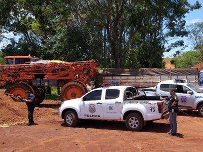 Policía detiene a sospechoso de secuestro en Capitán Bado