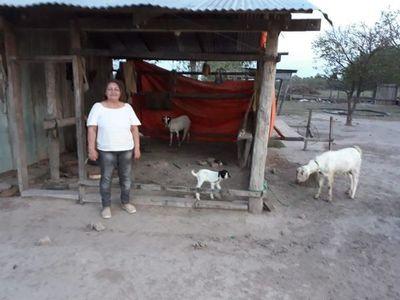 Familia Garcete recuperó sus tierras un año después de la denuncia