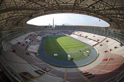 Estadio Nacional de Lima se prepara para recibir la final de la Libertadores 2019