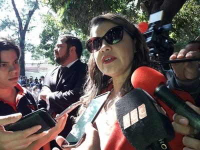 Cecilia Pérez es nueva ministra de Justicia tras renuncia de Eber Ovelar