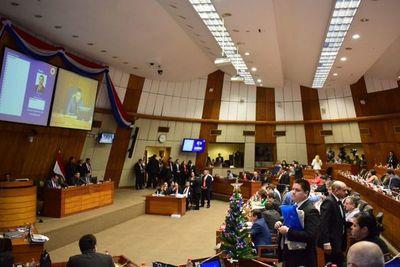 Diputados recortan unos Gs 4.695 millones del presupuesto del Parlasur