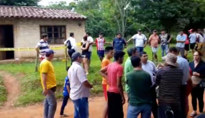 HOY / Caso de feminicidio enluta a Coronel Oviedo