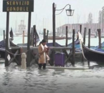 Venecia sufre una de sus peores inundaciones