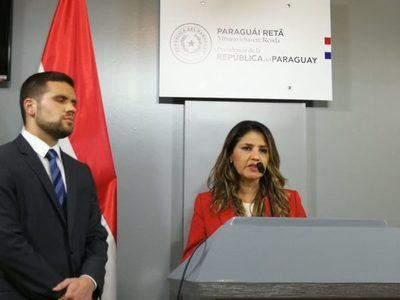 Cecilia Pérez nueva ministra de Justicia tras renuncia de Éber Ovelar