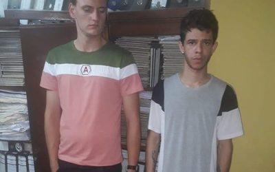 Presuntos clonadores de tarjetas son detenidos