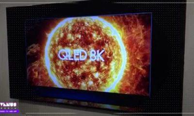Samsung presenta la nueva QLED TV 8K